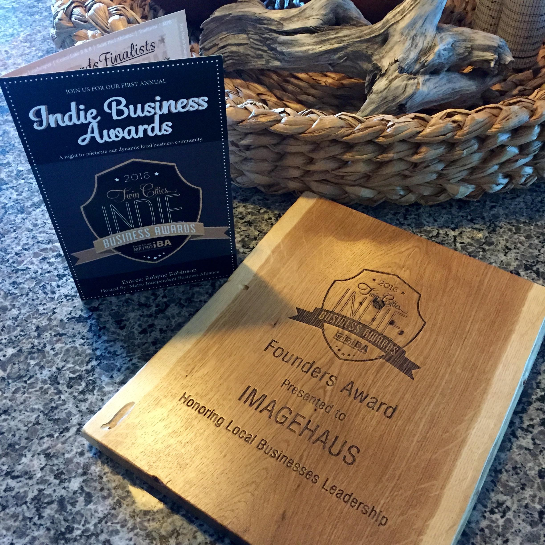 Metro IBA Founder's Award