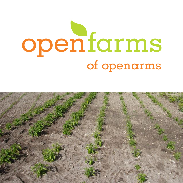 Open Farms of Open Arms Graphic