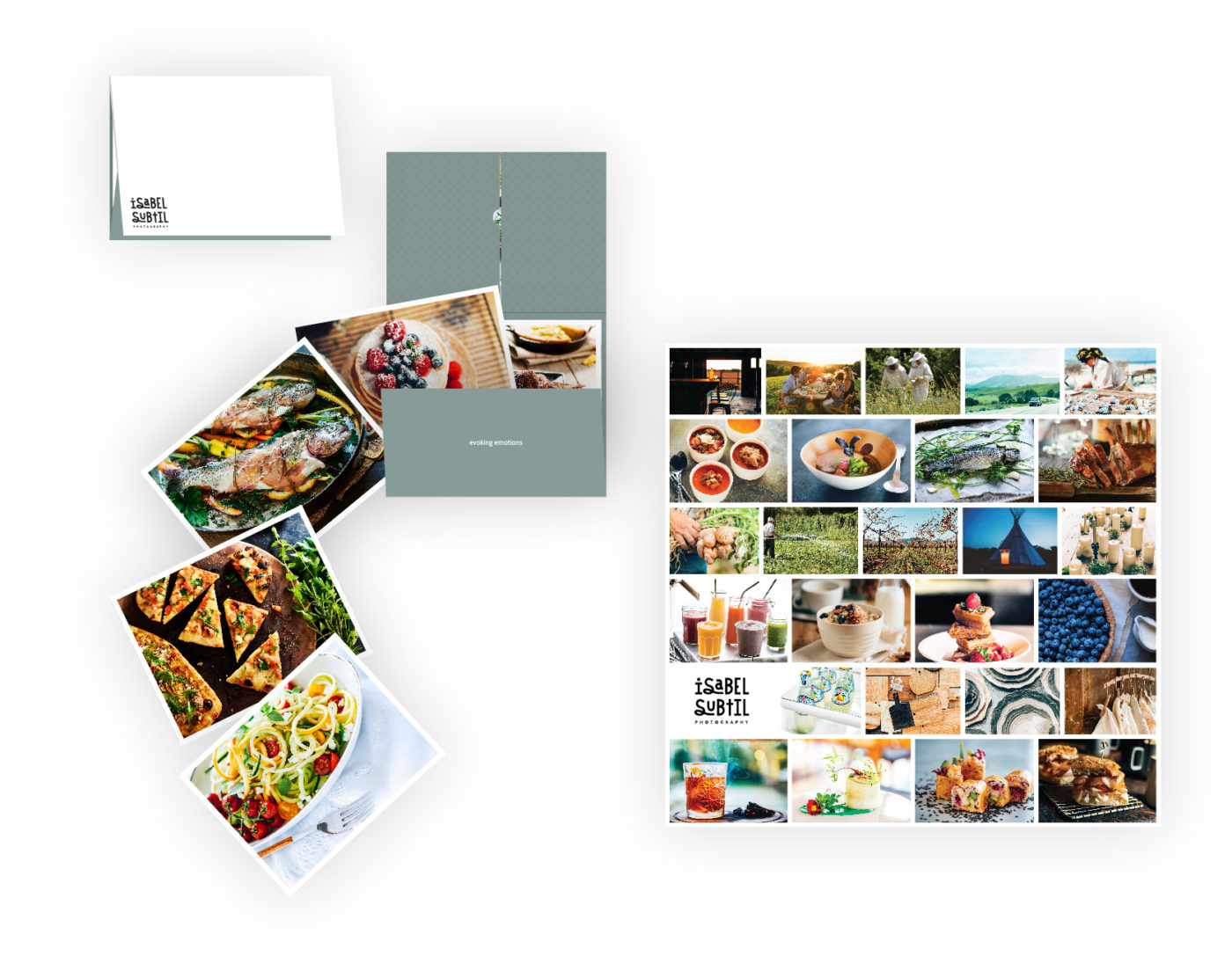 Isabel Subtil Photography Collateral Items