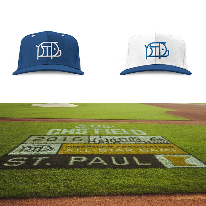 Saint Paul Saints Hat