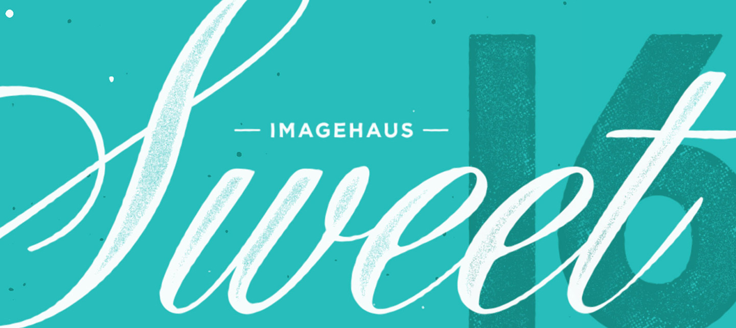IMAGEHAUS Sweet Sixteen Graphic