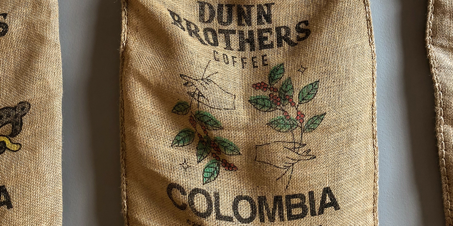 Coffee Bag detail